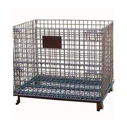 Wire Formed Cage