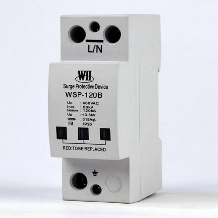 Surge Protection Device (Integrally Molded Type)