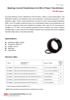 Dry-Type Bushing Current Transformers for GIS or Power Transformers (TB-1M Series)