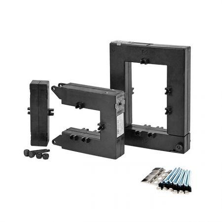 ABS-Encapsulated Split-Core Current Transformers (Rectangular Window-Type)