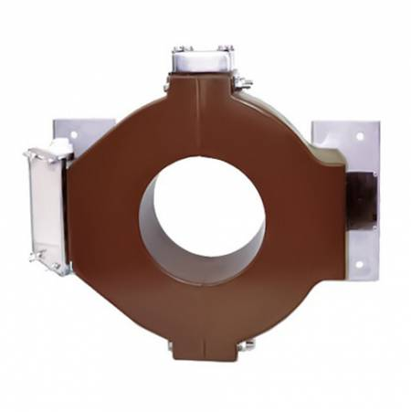 Low-Voltage Split-Core Protective-Type Current Transformer for Outdoor Use (Epoxy-Cast)