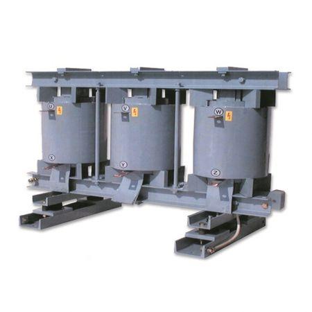 Medium-Voltage Series Reactors (Detuned Reactors)