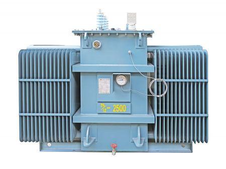 Medium-Voltage Oil-Immersed Transformers