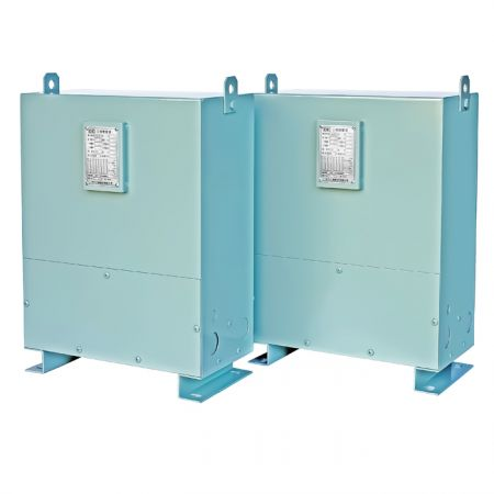 Non-Ventilated Resin-Encapsulated Transformers (H-Class Insulation)