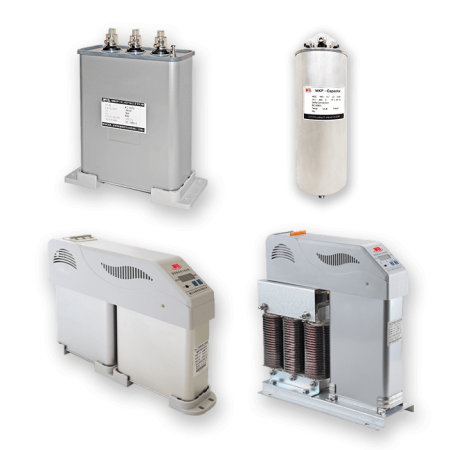 LV Power Capacitors and Power Factor Correction Devices
