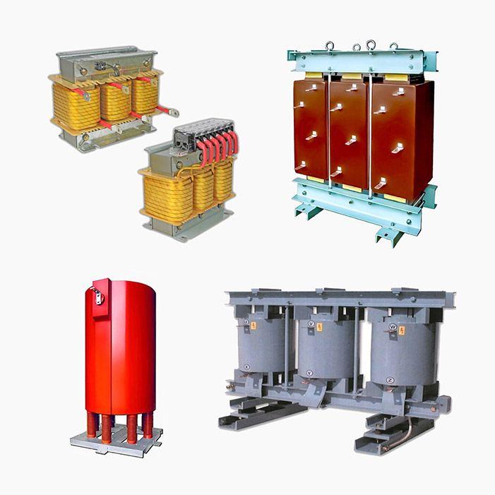 LV/MV Electrical Reactors