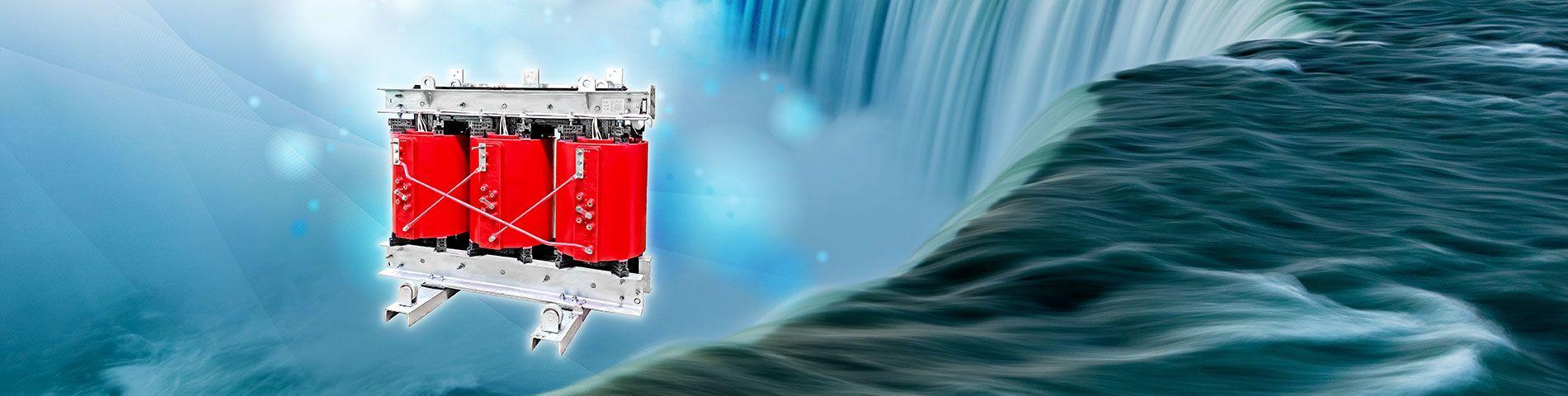 High Voltage Cast Resin Transformer