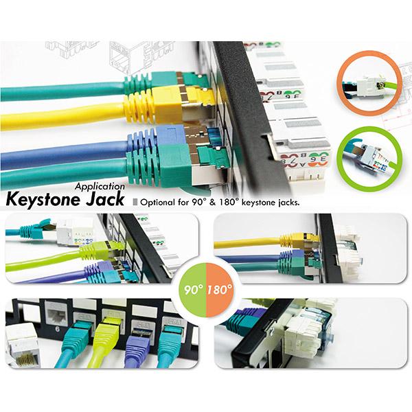 Cat5E Keystone Jack