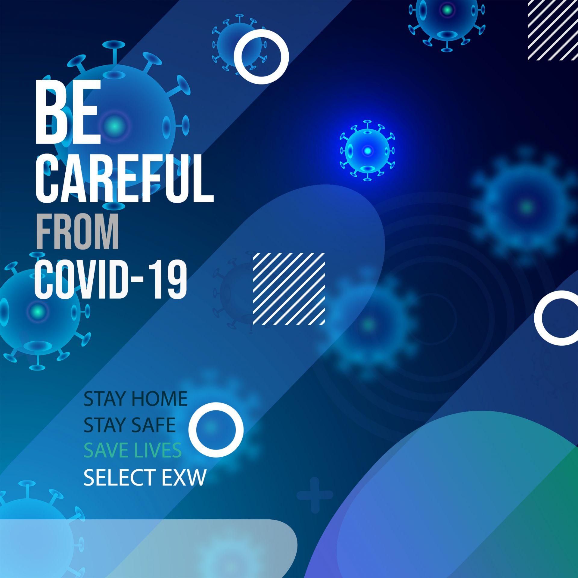 Az EXW kezet adhat a Covid-19 során
