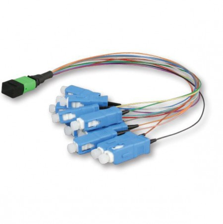 005 series Direct Harness Fiber Optic Patch Cord - 005 series Fiber Direct Harness