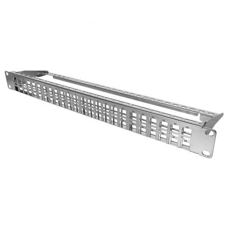 1U 48 PORT FTP Blank Panel - 1u 48port Empty Panel