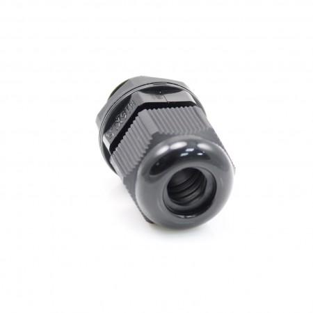 Nylon IP68 kábel tömszelence M16 - M16 nylon kábel tömszelencé