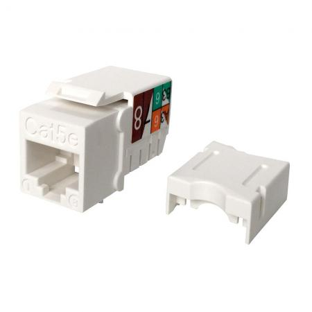 Cat5e Utp 90 110 Keystone Jack Kabels