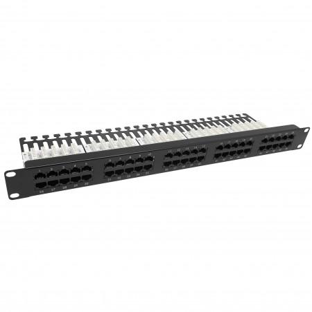 Cat3 50 portos hangpanel - Cat3 50port Voice Patch Panel