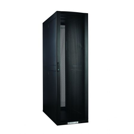 42U SPCC Server Rack Cabinet - SPCC Server Cabinet with Front toughened glass door with handle lock