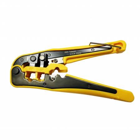Crimp-Handwerkzeug für RJ45 RJ12 und RJ11 - Crimpzange 8P8C 6P6C und 4P4C