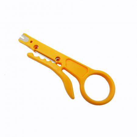 110/88 Könnyű lyukasztó szerszám kábelcsupaszítóval - Egyszerű drótlyukasztó szerszám kábelcsupaszítóval
