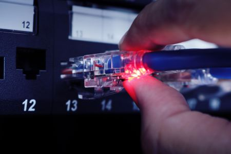 Easy to use our LED patch cord