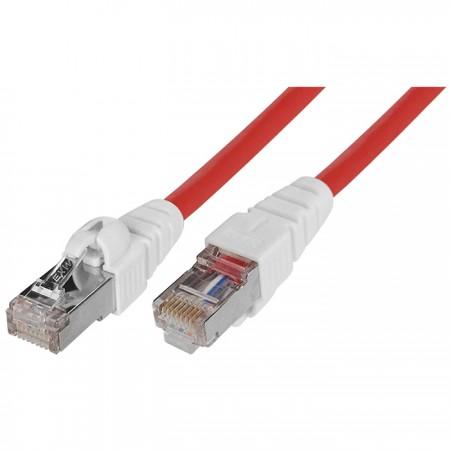 Kat. 6A S/FTP 26 AWG Easy Patch kábel - Kat. 6A SSTP Easy Patch kábel