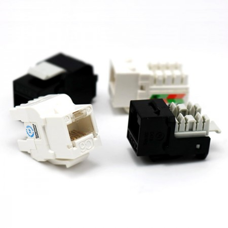 RJ45 Cat. 6 Keystone Jacks
