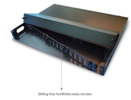 Fiber Enclosure - Sliding Fiber Enclosure