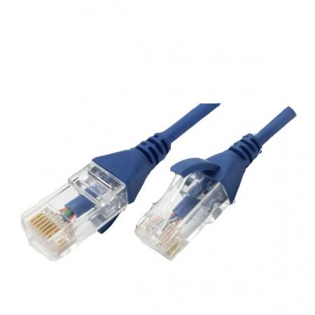 Cat.6 UTP 28 AWG patch kábel - CAT6 árnyékolatlan 28AWG patch kábel