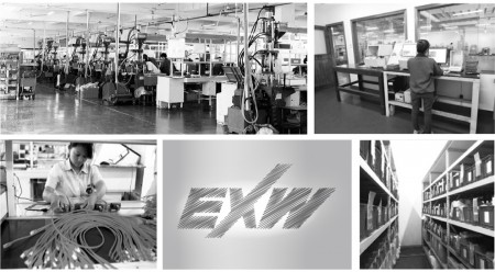 EXW's factory in Ningbo China