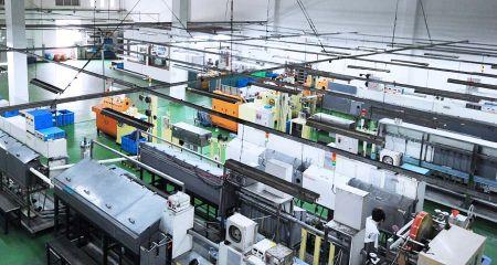 Aranyozás (havi gyártási kapacitás: 200 millió db)