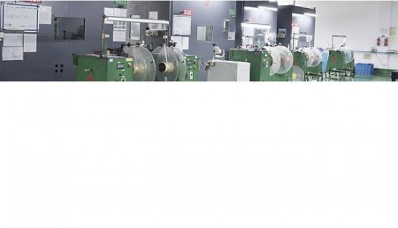 Contact Blade Stamping Machine