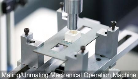 Párosítás nélküli páros mechanikus működtető gép