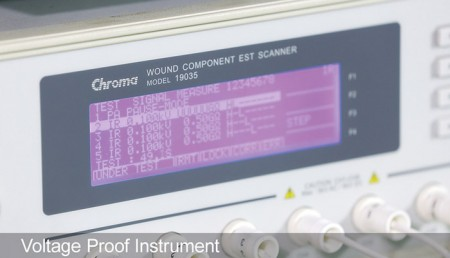 Voltage Proof Instrument