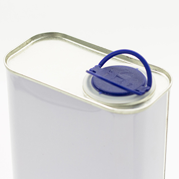 Flexible Closures (caps)│Screw Caps, Spout Caps, Spout Cap for Oil Tins - Step1. Pull up the cap from the both sides