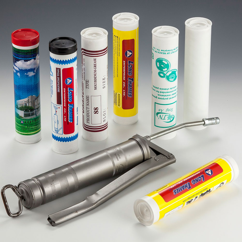 Printed Grease Cartridge - Grease Cartridge - Printed