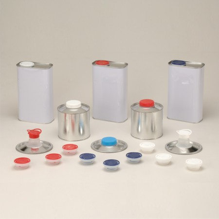Cap/Lid/Spout/Closures for Metal cans - Closures, Caps, Caps for Metal Can, Drum, Metal Barrel, Paint
