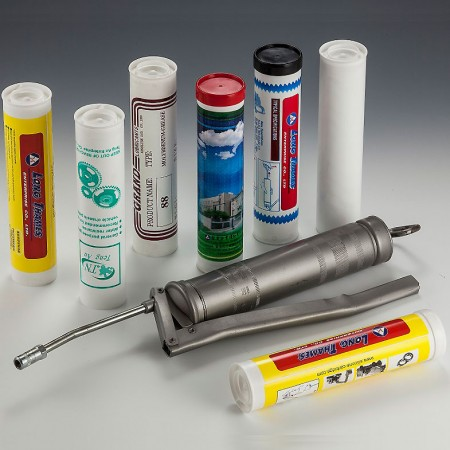 Plastic Grease Cartridge