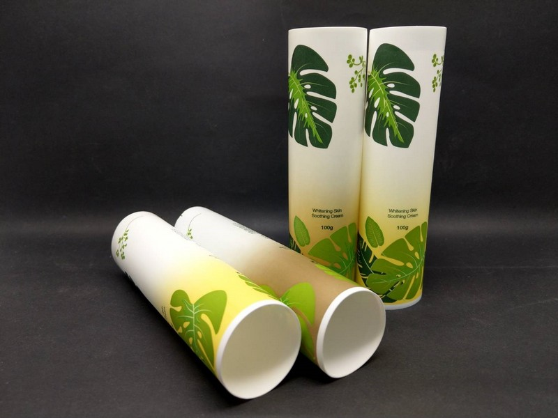 Cosmetic Tube Sleeve extrusion