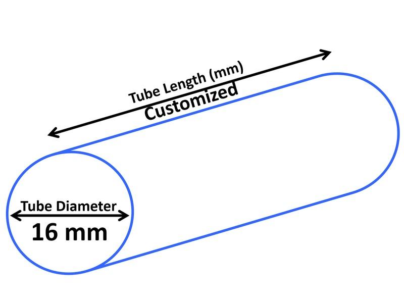 Tabung Kosmetik Diameter 16mm