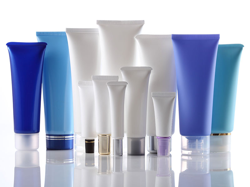 Customized Cosmetic Tube