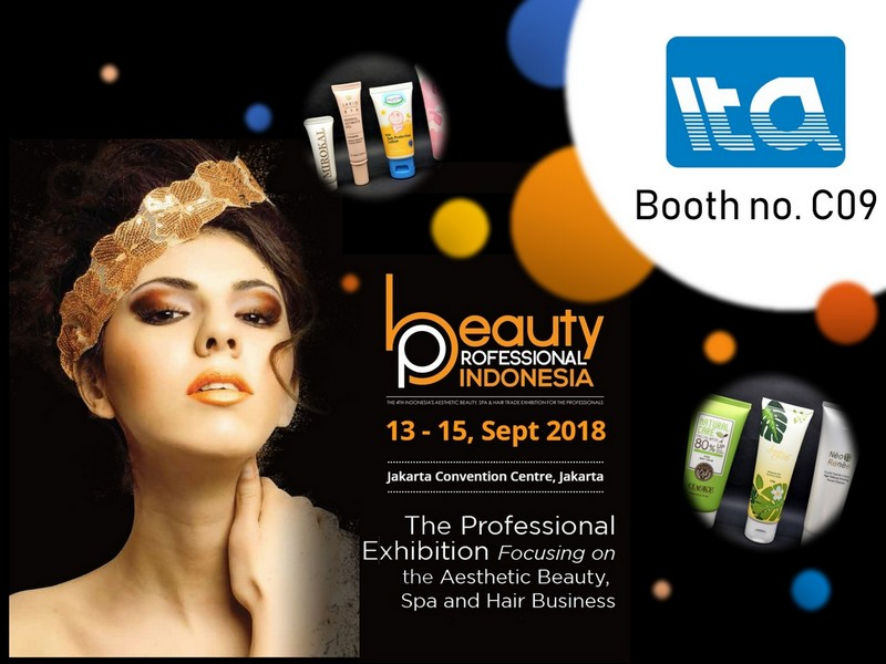 Exibition of Beauty Professional Indonesia