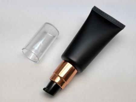 Diameter 30 Tabung PE Dispenser Pompa Pengap untuk fondasi primer