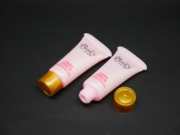 Standard Screw Cap with Small Volume Cosmetic Tube - Standard Screw Cap with Small Volume Cosmetic Tube