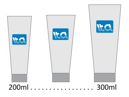Tube de soin personnel 200 ml - 300 ml - Tube de 200 ml à 300 ml
