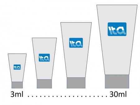 3ml - 30ml Tabung Perawatan Pribadi - 3ml-30ml tabung