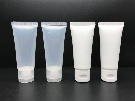 Embalaje de tubo en blanco de 40 ml para gel desinfectante de alcohol - Embalaje de tubo en blanco de 40 ml para gel desinfectante de alcohol