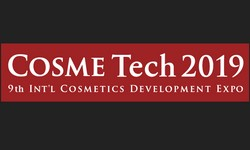 2019 COSME Tech Ausstellung in Japan