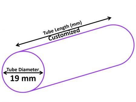 19mm Cosmetic Tube - Dia 19mm Cosmetic Tube