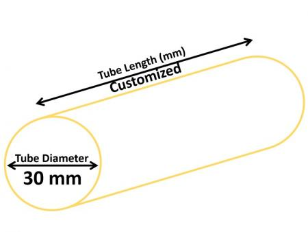 30mm Cosmetic Tube - Dia 30mm Cosmetic Tube