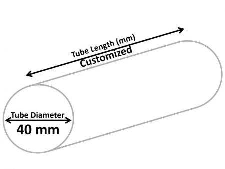 40mm Cosmetic Tube - Dia 40mm Cosmetic Tube