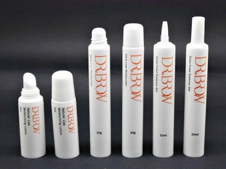 Lip Gloss Customized Orifice Tube Container - Lip gloss customized tube container.