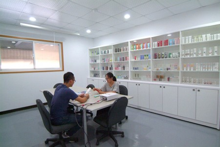 I.TA Show Room.